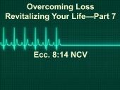 Overcome Loss